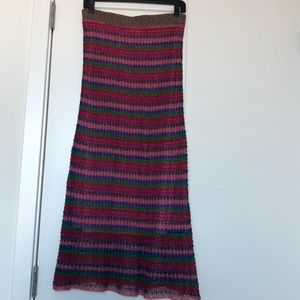 Zara knit skirt Small